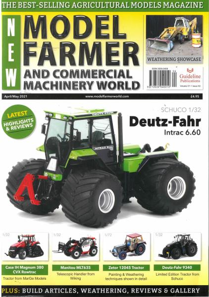 Model Farmer and Commercial Machinery World magazine
