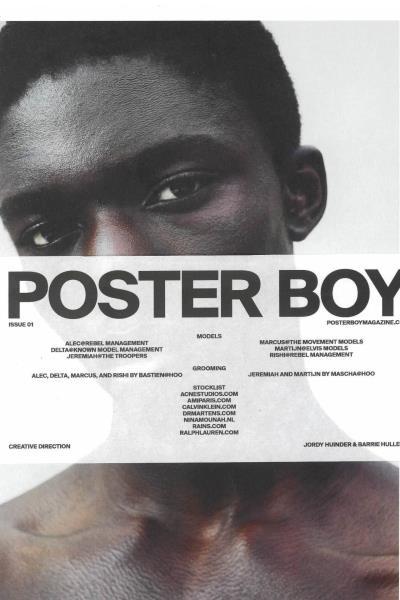 Poster Boy magazine