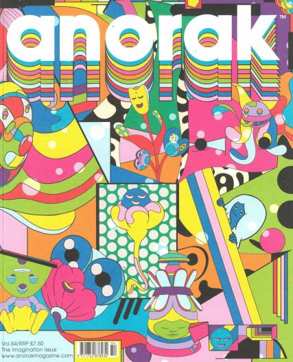 Anorak Issue 54 magazine