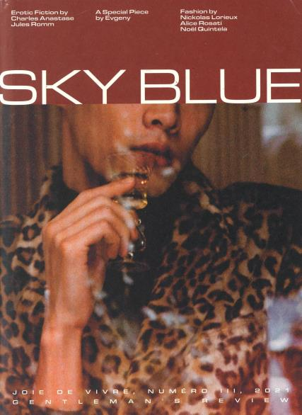 Sky Blue magazine