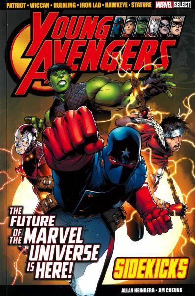 Marvel Select magazine