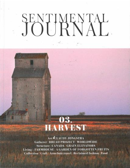 Sentimental Journal magazine