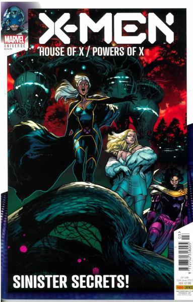 X Men magazine