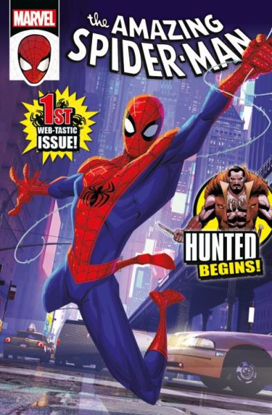 The Amazing Spider-Man magazine