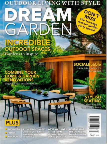 Dream Garden magazine