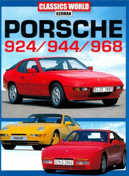 Classic World German magazine