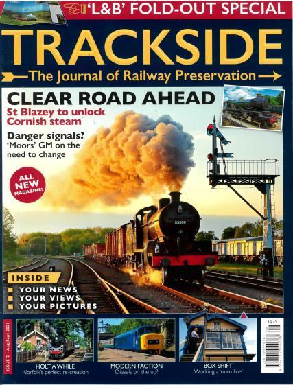 Trackside magazine