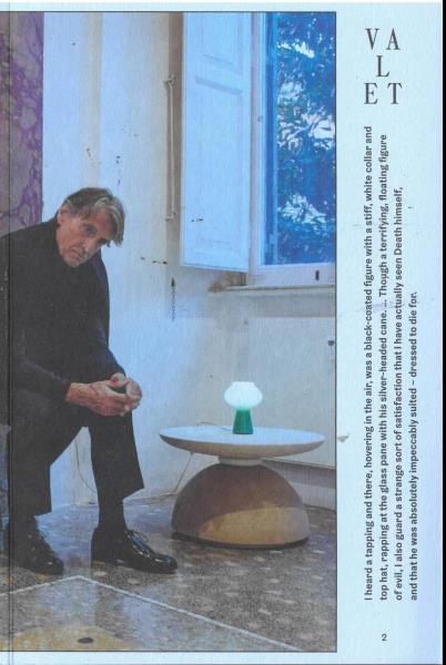 Valet magazine