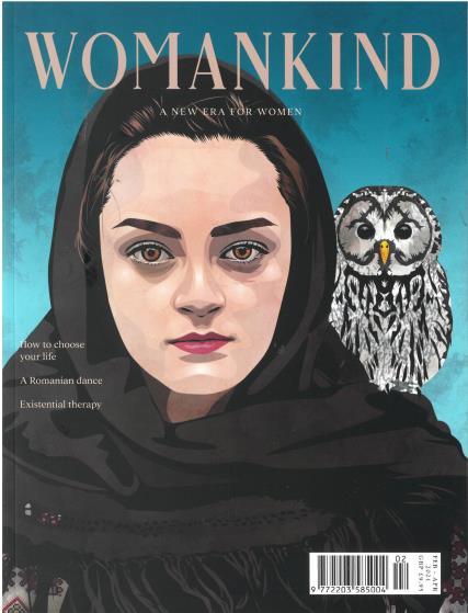 Womankind Issue 27 magazine