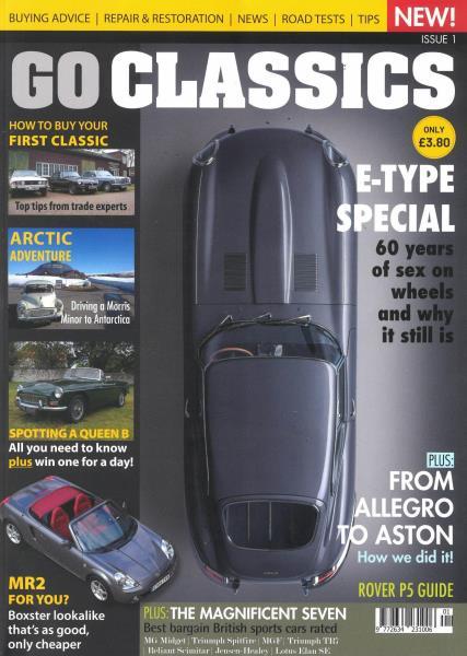 Go Classics magazine