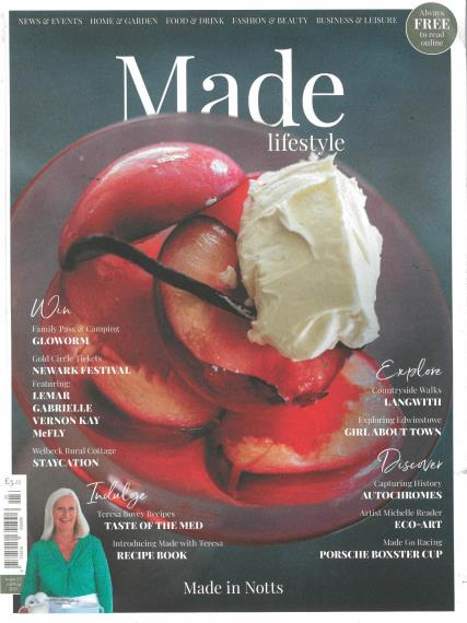 Made Lifestyle magazine