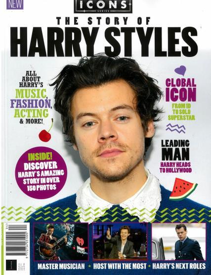 Icon Series magazine