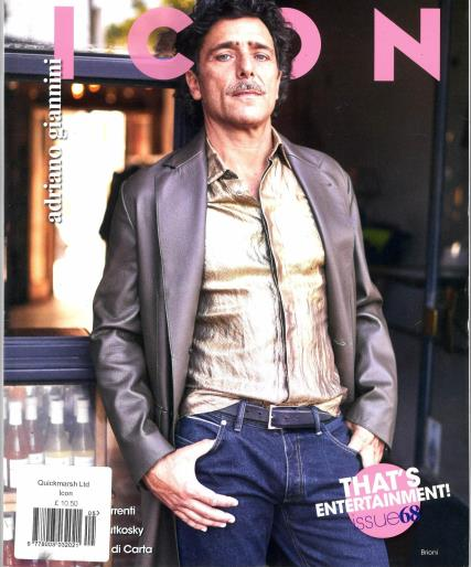 ICON Italian magazine