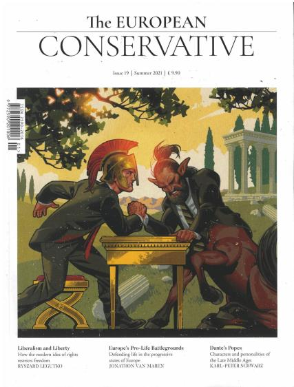 European Conservative magazine