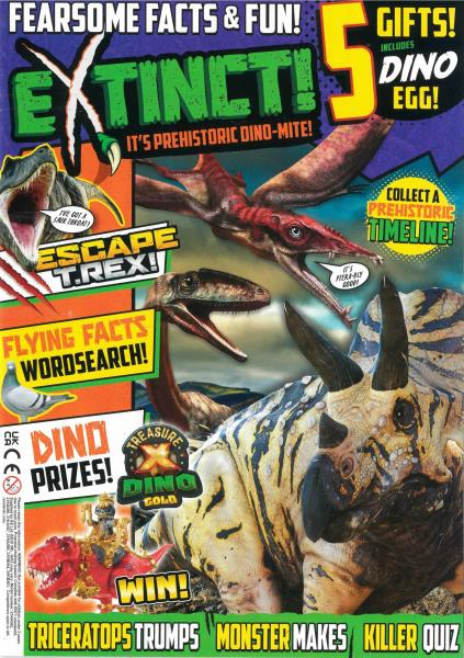 Extinct magazine