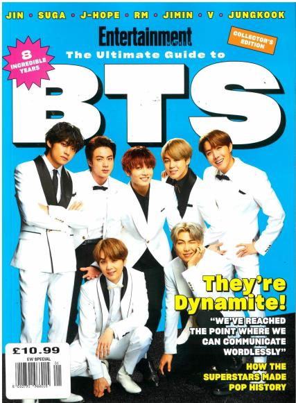 Entertainment Weekly Special magazine