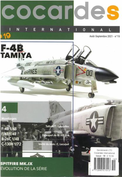 Cocardes International  magazine