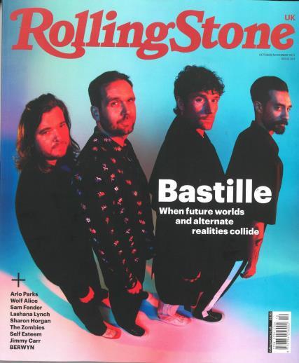 Rolling Stone UK magazine