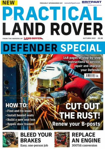 Practical Land Rover  magazine