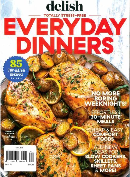 Delish  magazine