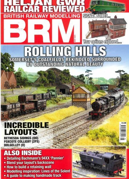 British Railway Modelling magazine