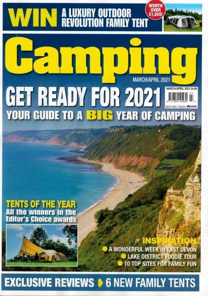 Camping magazine