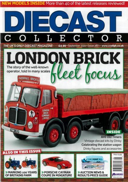 Diecast Collector magazine