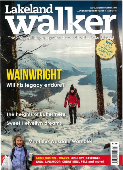 Lakeland Walker magazine