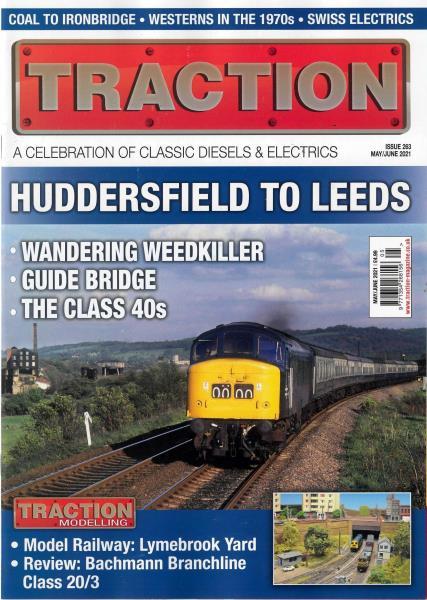 Traction magazine