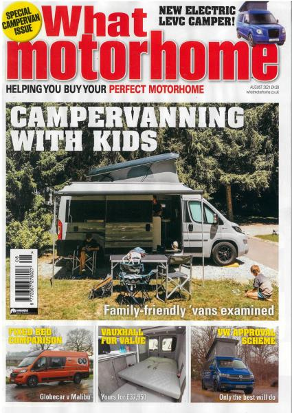 What Motorhome magazine