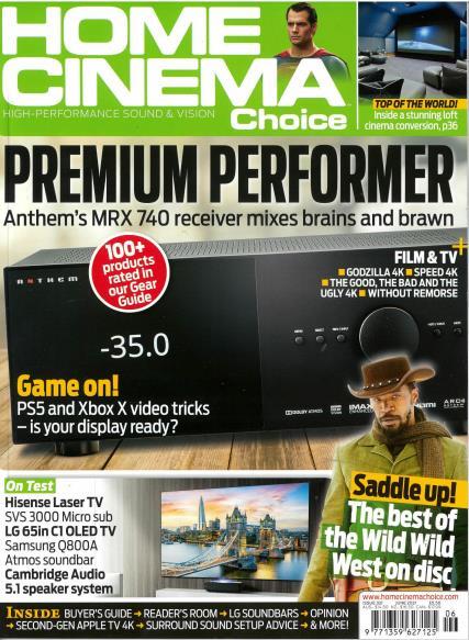 Home Cinema Choice magazine