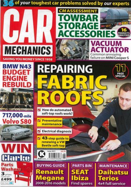 Car Mechanics magazine