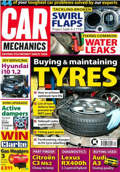Car Mechanics magazine