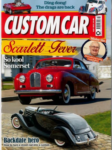 Custom Car magazine
