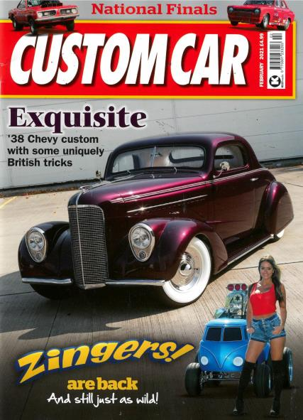 Custom Car magazine