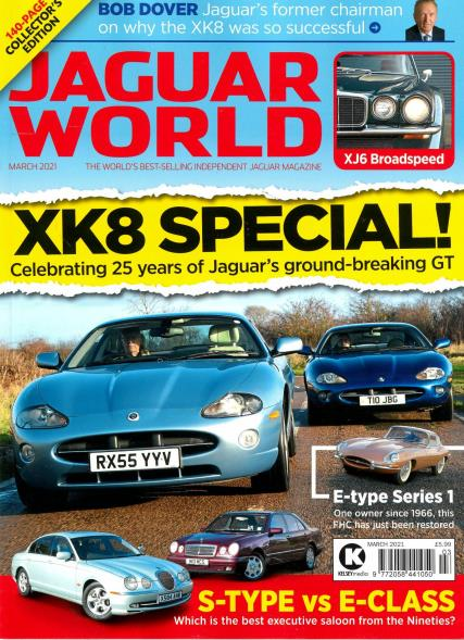 Jaguar World magazine