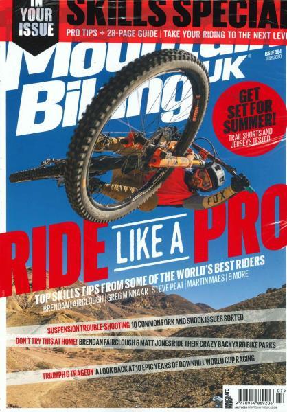 Mountain Biking UK magazine