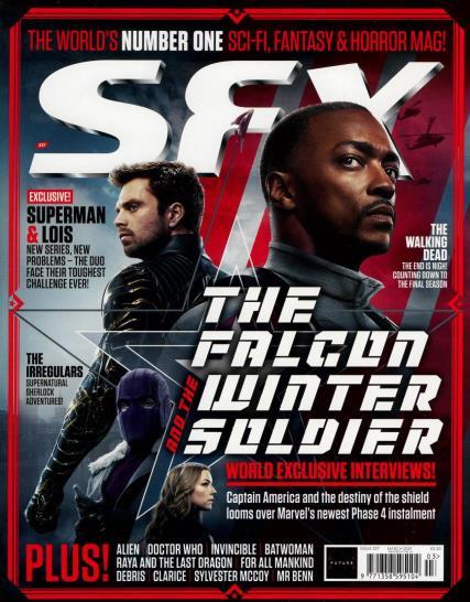 SFX magazine