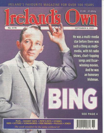 Ireland's Own magazine