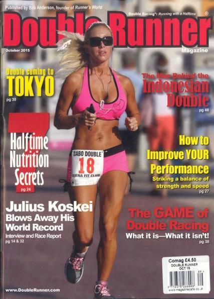 Double Runner magazine