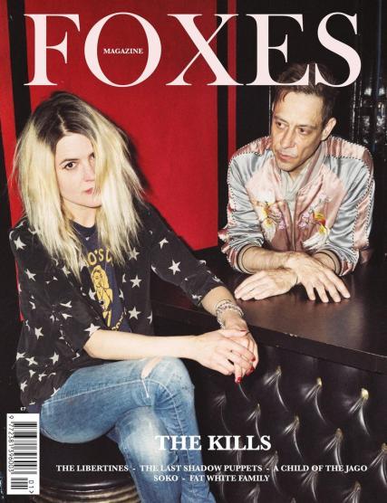Foxes magazine