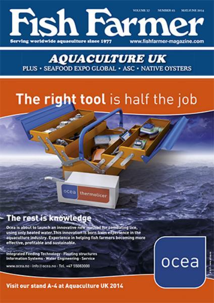 Fish Farmer magazine