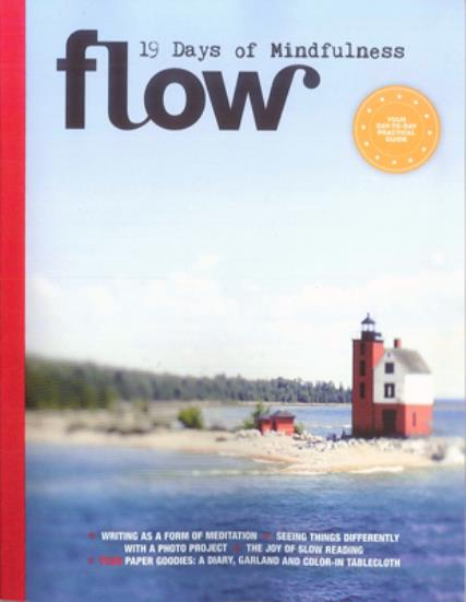Flow Mindfulness magazine