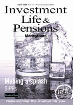 Investment, Life & Pensions Moneyfacts magazine