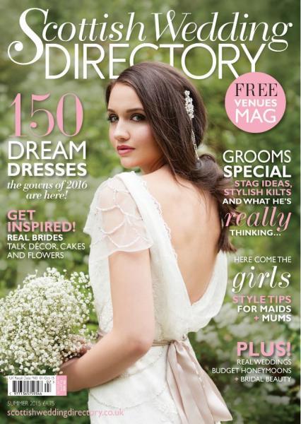 Scottish Wedding Directory magazine