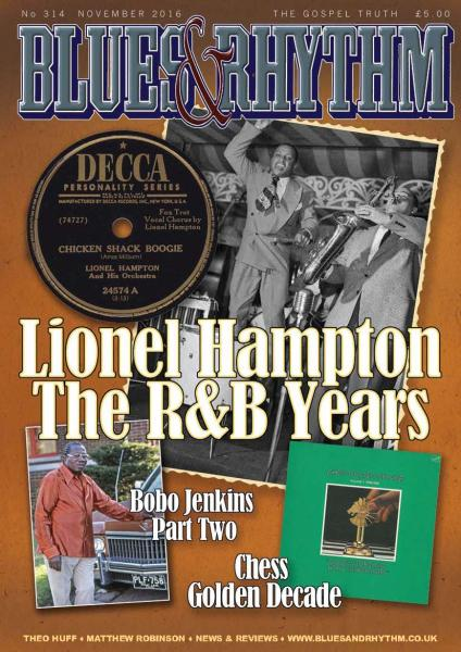 Blues and Rhythm magazine