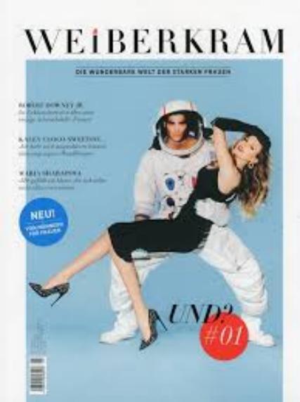 Weiberkram magazine